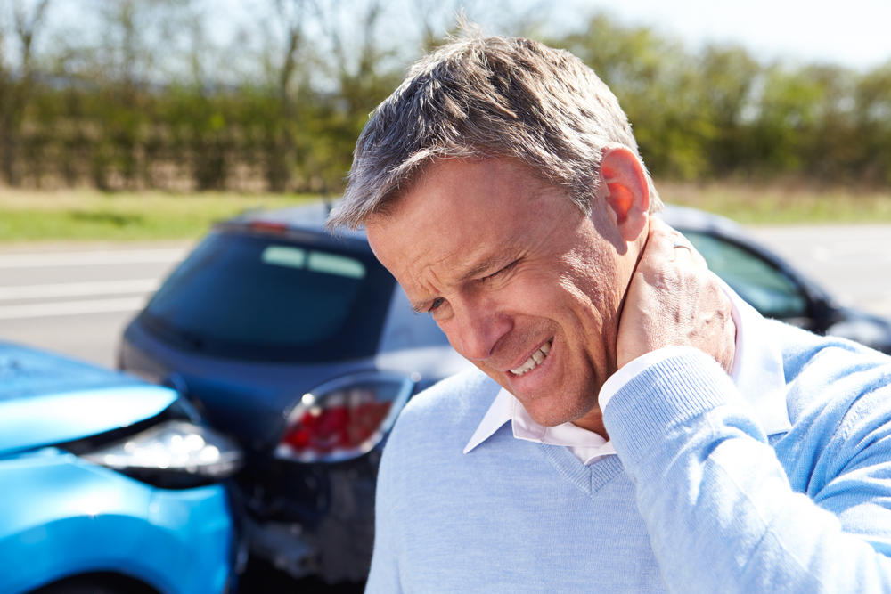Neck Pain After Car Accident